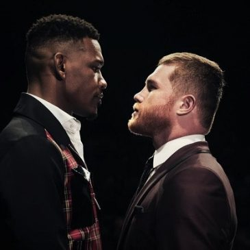 Canelo vs Jacobs Stream online