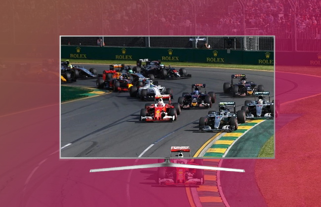 Watch Formula 1 Australian Grand Prix at home