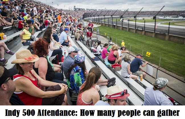 Indy 500 Attendance: How Many People Can Gather